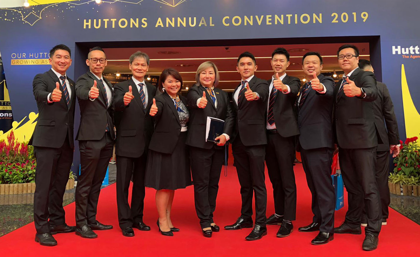 Huttons Annual Convention 2019